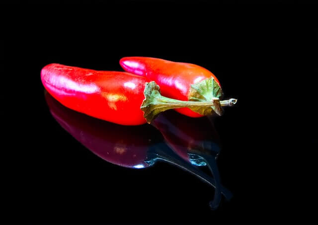 chillies fat burning foods