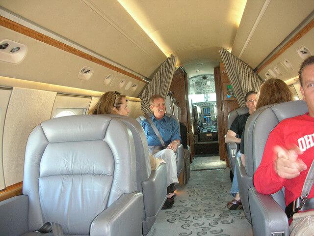 private jet offer deals