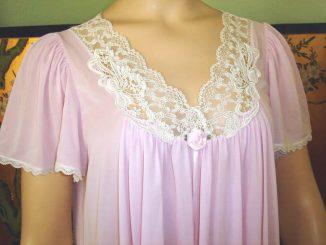 silk vs satin nightgowns