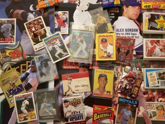collecting trading cards