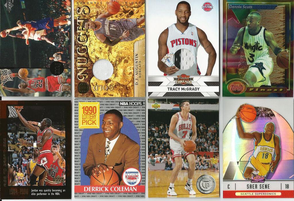 rare sports cards
