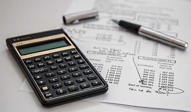 calculating bills dementia financial management help