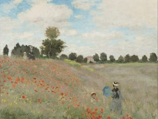 facts about claude monet