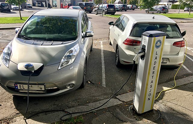amazing electric car facts charging stations