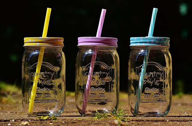mason jar home organizing hacks create welcoming living space