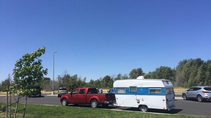 benefits camper trailer