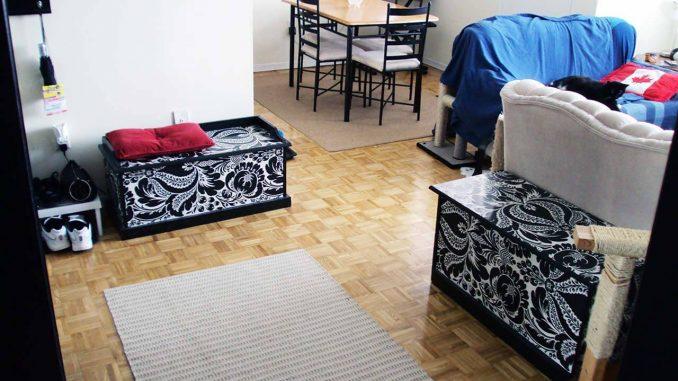 home organizing hacks create welcoming living space