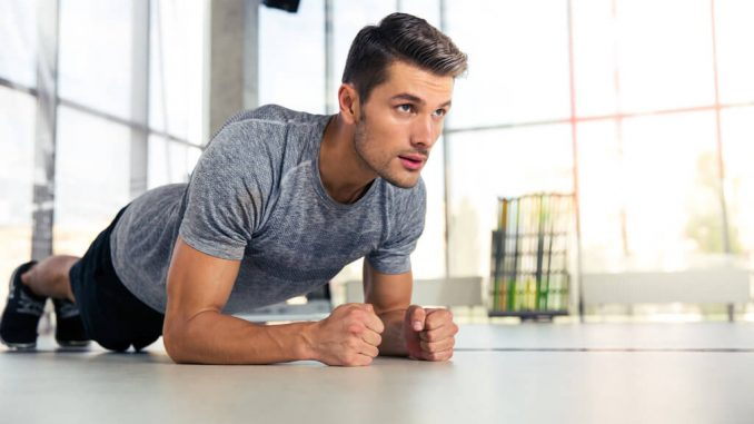 why planking exercise is effective